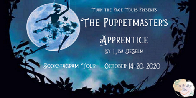 The Puppetmasters Apprentice Tour Banner