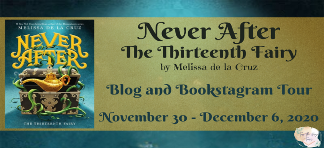 Never After Tour Banner