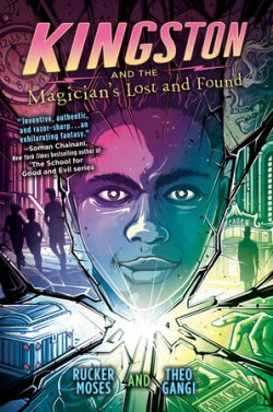 Kingston Lost and Found Book Cover