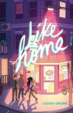LIKE HOME COVER